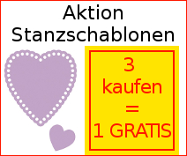 Stanzschablonen-aktion
