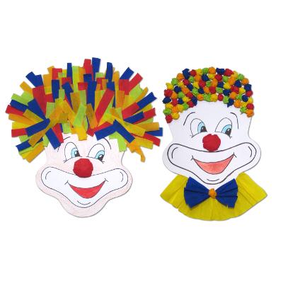 Clowngesichter